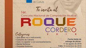 INAC convoca al 1er. Concurso Nacional de Composición Musical