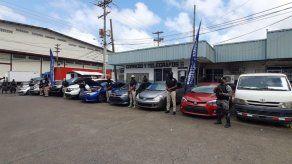 Incautan 15 autos durante operación Condado en Colón