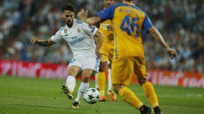 Real Madrid extiende contrato de Isco hasta 2022