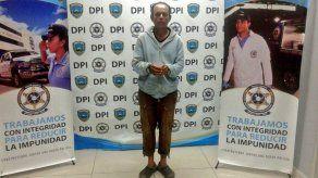 Capturan a un hombre acusado de violar a su sobrina de 4 años en Honduras