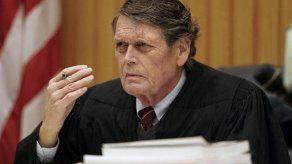 Investigadores: Juez de Tenesí estaba intoxicado durante juicios