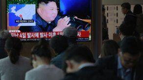 Líder norcoreano Kim Jong Un ordenó ensayo de ataque de largo alcance