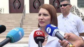 Suspendida comparecencia de Marta de Martinelli por caso Blue Apple