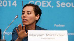 Fallece Maryam Mirzakhani
