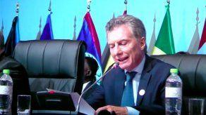 Macri veta la ley impulsada por la oposición contra los tarifazos