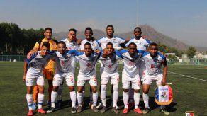 Panamá le ganó 4 - 3 a Cruz Azul en amistoso sub17
