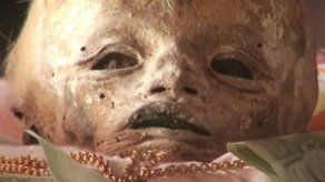 Cadáveres momificados