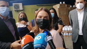 La ministra de Educación, Maruja Gorday de Villalobos,indicó que al 14 de junio 150 centros educativos, 200 o 50, podrían iniciar clases semipresenciales.