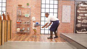 7mo programa de Top Chef: ¡Cocinando para Papá!