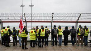 Cancelaciones y retrasos por huelga en cuatro aeropuertos alemanes