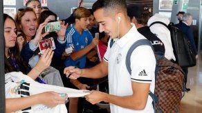 El Real Madrid renueva a Lucas Vázquez hasta 2021