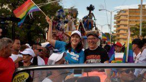 Hijos de Raúl Castro y Díaz-Canel animan marcha contra homofobia en Cuba