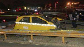 Capturan a menores que robaron un taxi para delinquir en las paradas