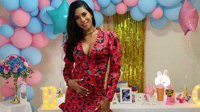 La mella Marlene Rosmary anuncia su embarazo