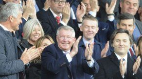 Emotivo regrso de Alex Ferguson a Old Trafford