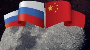 Rusia y China planean construir una estación lunar