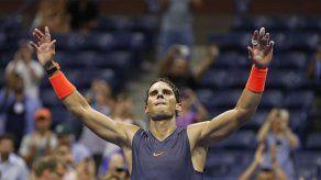 Nadal sobrevive en el US Open y ahora contra Del Potro