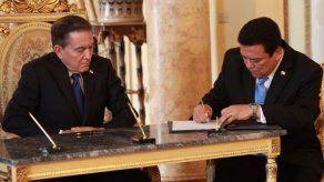 Presidente Cortizo niega haberle pedido la renuncia al exprocurador Ulloa