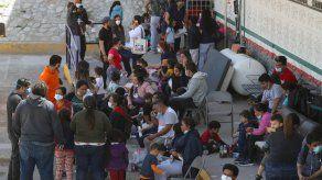 Unicef dice que se ha multiplica por 9 el número de menores de edad migrantes en México.