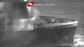 Ocho muertos y 427 supervivientes en el ferry Norman Atlantic