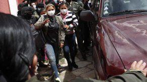 Vuelven las protestas opositoras en Bolivia