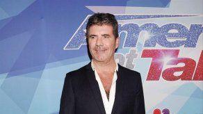Simon Cowell ingresa en el hospital tras sufrir una caída en su casa de Londres
