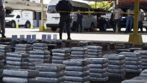 Casi 800 detenidos y más 63 toneladas de drogas decomisadas en Panamá en 2016