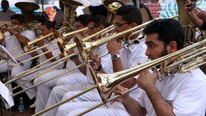 Banda Republicana dará concierto el 4 de marzo para despedir vacaciones escolares