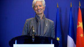 Lagarde expresa respeto y apoyo por la política económica de Argentina