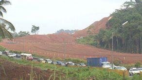 Realizarán cierres parciales en Loma Cová por trabajos de voladuras