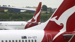 Qantas reanudará vuelos internacionales a finales de octubre