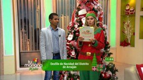 Competidores de Calle 7 participarán en desfile navideño de Arraiján