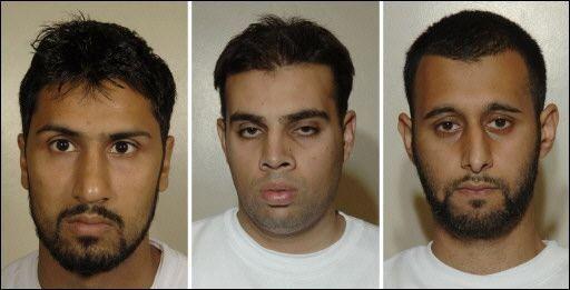 Tres musulmanes culpables de intentar derribar avión