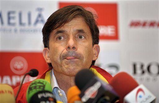 Granollers sustituye a Nadal en la final contra Argentina