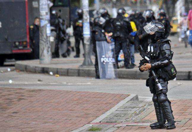 La comunidad internacional ha señalado los excesos cometidos por la fuerza pública durante las protestas en Colombia