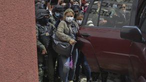 EEUU insta a liberar a figuras del ex gobierno interino de Bolivia