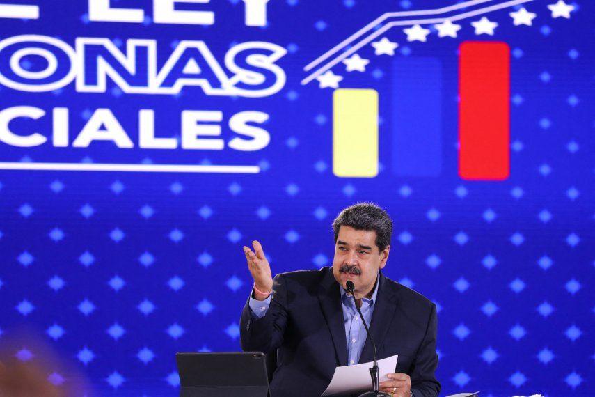 Maduro reiteró que ya el dinero está depositado para que se cobren las vacunas