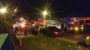 Reportan balacera en Mano de Piedra