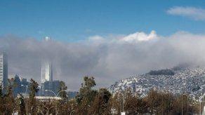 Tres personas mueren en capital chilena por ola de frío que azota la ciudad