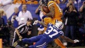Osweiler toma las riendas de Broncos en triunfo sobre Colts