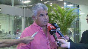 Expresidente Ricardo Martinelli está detenido en Miami