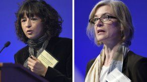 Charpentier y Doudna ganan el Nobel de Química