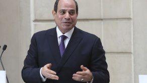 Presidente egipcio respalda nuevo gobierno en Libia