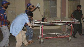 Bomba en mercado de Pakistán causa dos muertos y 29 heridos