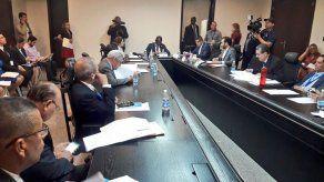 Comisión de Gobierno recomienda al Pleno retiro del proyecto de reformas constitucionales