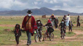 ONU: LatAm es la región con más niños sin clase presencial