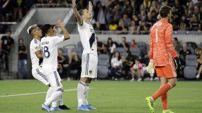 LA Galaxy y Los Angeles FC empatan 3-3
