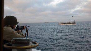 Argentina dispara a barco chino que pescaba ilegalmente