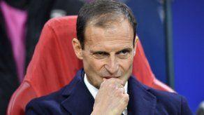 Allegri no seguirá como técnico de Juventus