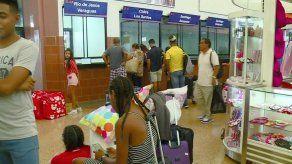 Más de 160 mil pasajeros se han trasladado hacia el interior por Carnavales